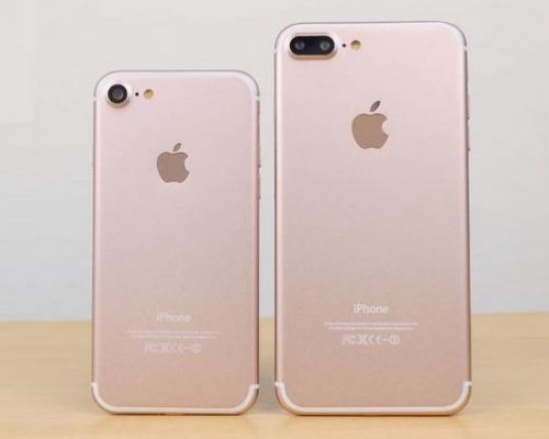Обзор айфона 7 в розовом цвете (rose gold)